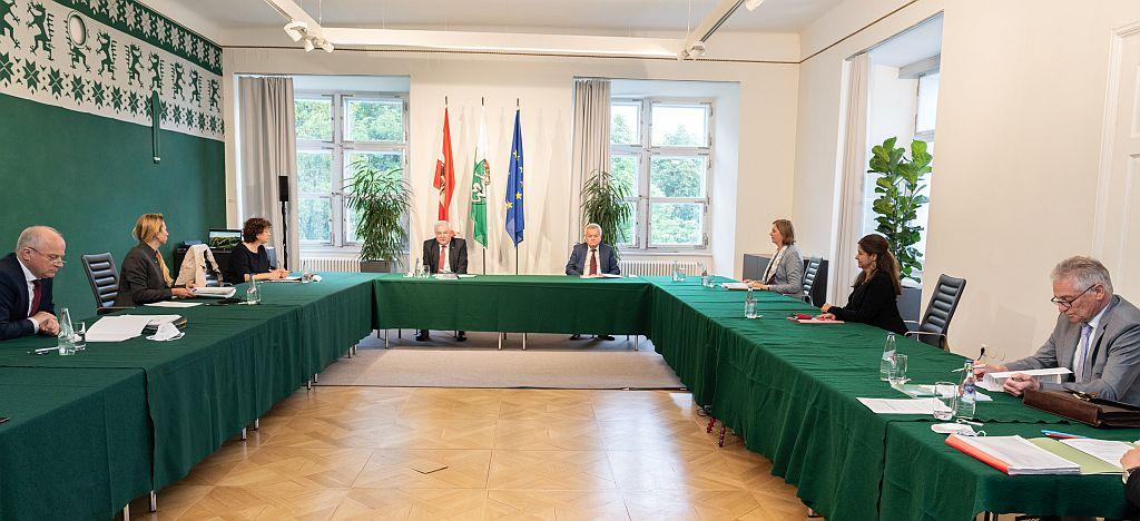 Klimaschutz Steiermark Regierung